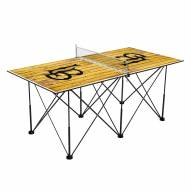 Long Beach State 49ers Pop Up 6' Ping Pong Table