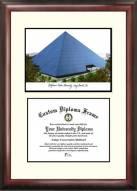 Long Beach State 49ers Scholar Diploma Frame