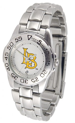 Long Beach State 49ers Sport Steel Women's Watch