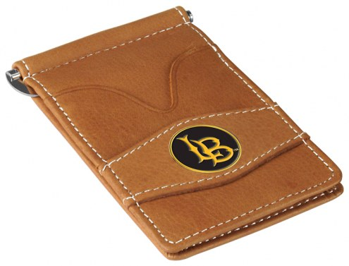 Long Beach State 49ers Tan Player's Wallet