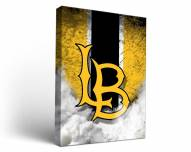 Long Beach State 49ers Vintage Canvas Wall Art