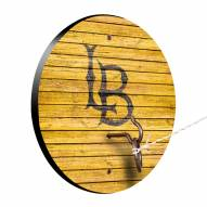 Long Beach State 49ers Weathered Design Hook & Ring Game