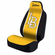 Long Beach State 49ers Yellow/Black Universal Bucket Car Seat Cover