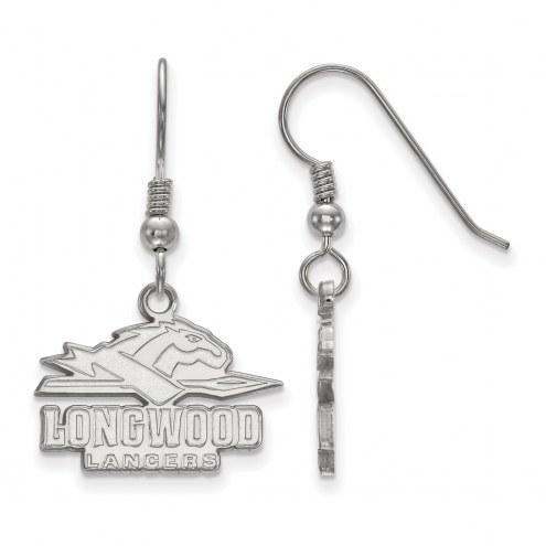 Longwood Lancers Sterling Silver Small Dangle Earrings