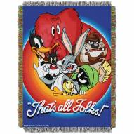 Looney Tunes Favorite Show Throw Blanket