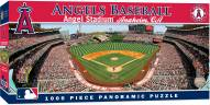 Los Angeles Angels 1000 Piece Panoramic Puzzle