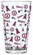 Los Angeles Angels 16 oz. All Over Print Pint Glass