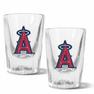 Los Angeles Angels 2 oz. Prism Shot Glass Set