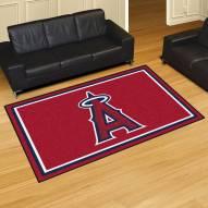 Los Angeles Angels 5' x 8' Area Rug