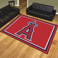 Los Angeles Angels 8' x 10' Area Rug