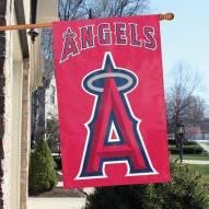 Los Angeles Angels Appliqué 2-Sided Banner Flag