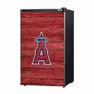 Los Angeles Angels Wood Logo Decal