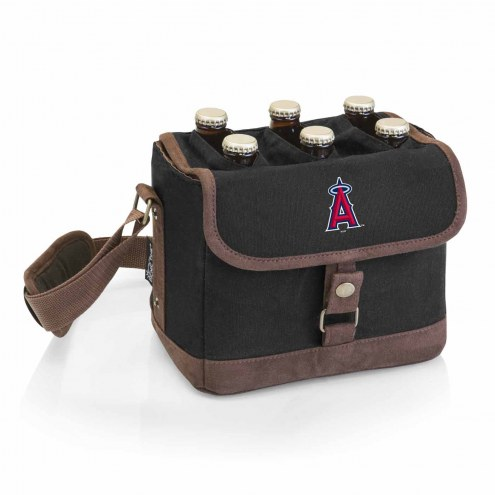 Los Angeles Angels Beer Caddy Cooler Tote with Opener