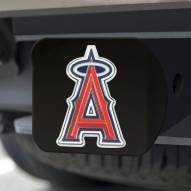 Los Angeles Angels Black Color Hitch Cover