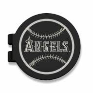 Los Angeles Angels Black Prevail Engraved Money Clip