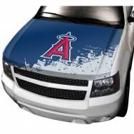 Los Angeles Angels Car Hood Cover