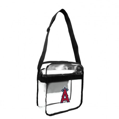 Los Angeles Angels Clear Crossbody Carry-All Bag