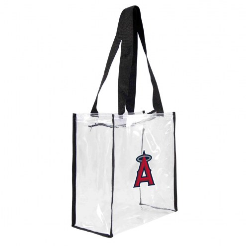 Los Angeles Angels Clear Square Stadium Tote