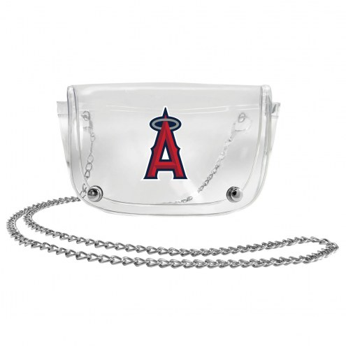 Los Angeles Angels Clear Waistpack