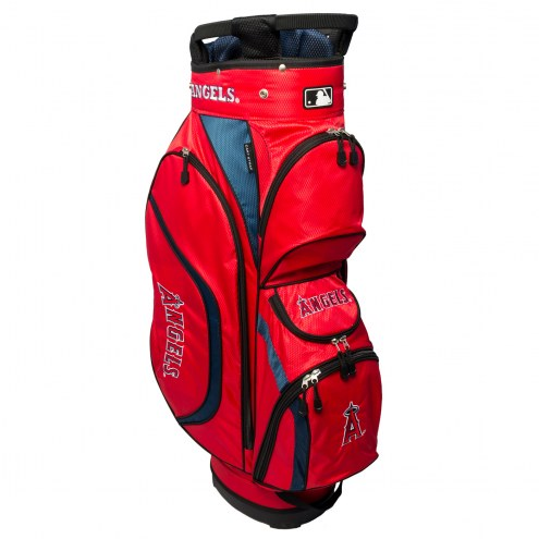 Los Angeles Angels Clubhouse Golf Cart Bag