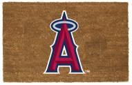 Los Angeles Angels Colored Logo Door Mat