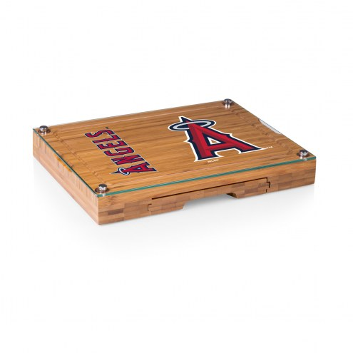Los Angeles Angels Concerto Bamboo Cutting Board