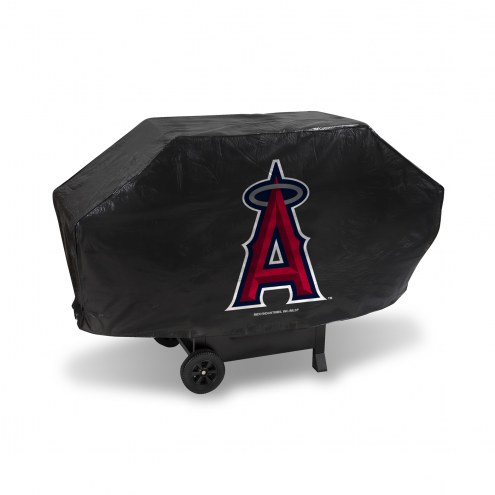 Los Angeles Angels Deluxe Padded Grill Cover
