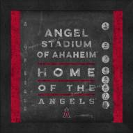 Los Angeles Angels Eye Chart