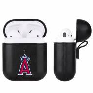 Los Angeles Angels Apple Air Pod Leatherette