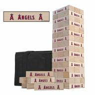 Los Angeles Angels Gameday Tumble Tower