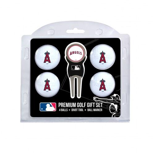 Los Angeles Angels Golf Ball Gift Set