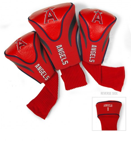 Los Angeles Angels Golf Headcovers - 3 Pack