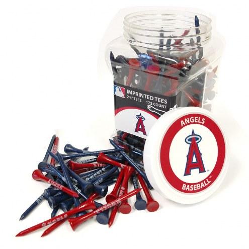 Los Angeles Angels 175 Golf Tee Jar