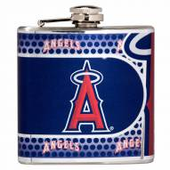 Los Angeles Angels Hi-Def Stainless Steel Flask