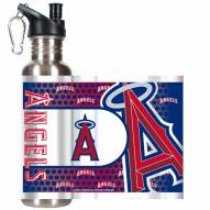 Los Angeles Angels Hi-Def Stainless Steel Water Bottle