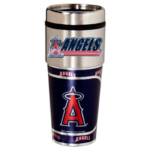 Los Angeles Angels Hi-Def Travel Tumbler