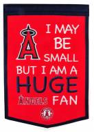 Los Angeles Angels Lil Fan Traditions Banner