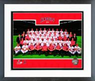 Los Angeles Angels Los Angeles Angels Team Photo Framed Photo