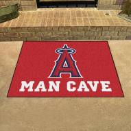 Los Angeles Angels Man Cave All-Star Rug