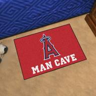 Los Angeles Angels Man Cave Starter Mat