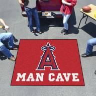 Los Angeles Angels Man Cave Tailgate Mat