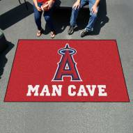 Los Angeles Angels Man Cave Ulti-Mat Rug