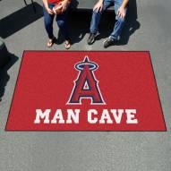 Los Angeles Angels Man Cave Ulti-Mat Rug