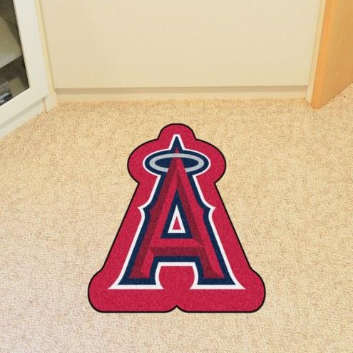 Los Angeles Angels Mascot Mat