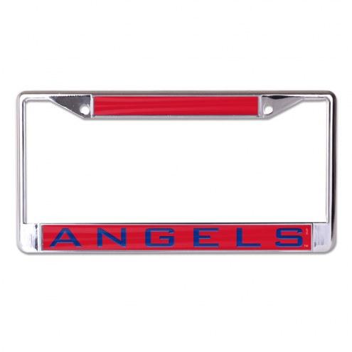 Los Angeles Angels Metal License Plate Frame