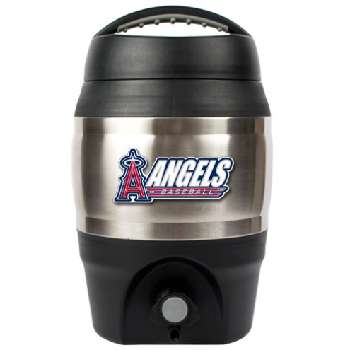 Los Angeles Angels MLB Stainless Steel Gallon Tailgate Jug