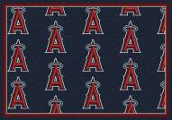 Los Angeles Angels MLB Repeat Area Rug