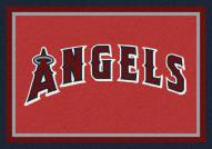 Los Angeles Angels MLB Team Spirit Area Rug
