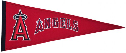 Winning Streak Los Angeles Angels of Anaheim Major League Baseball Traditions Pennant