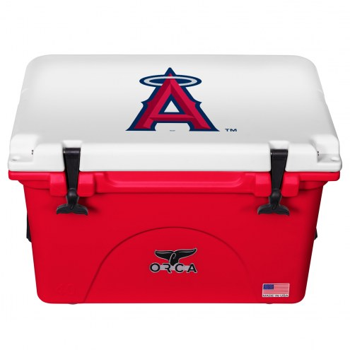Los Angeles Angels ORCA 40 Quart Cooler